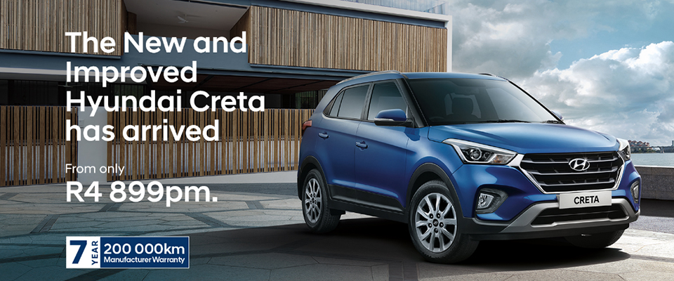 Creta The Facelift Has Arrived