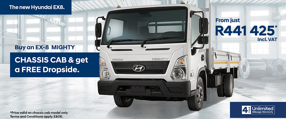 EX-8 Free Dropside offer
