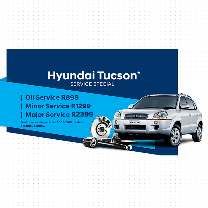 Tucson Service Special