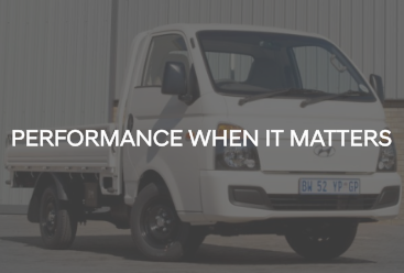 Performance when it matters most