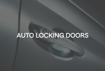 Auto locking doors
